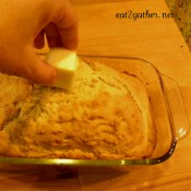 Beer Bread ~ homemade gifts ideas