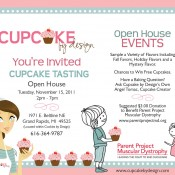CUPCAKE tasting to benefit Muscular Dystrophy