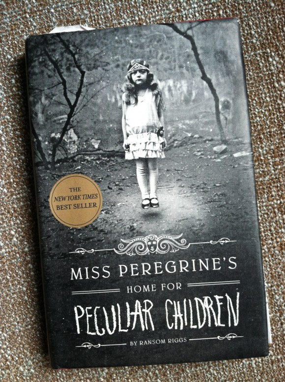 Image result for miss peregrine home for peculiar children novel