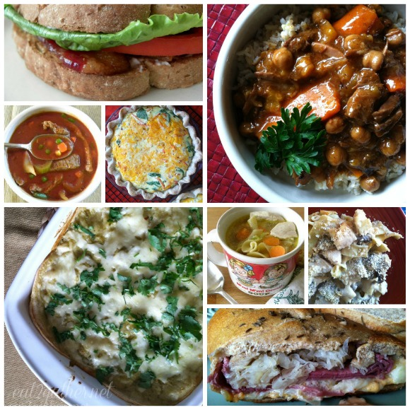 25+ Perfect Meals for Sharing