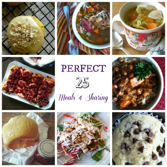 25 Perfect Meals for Sharing