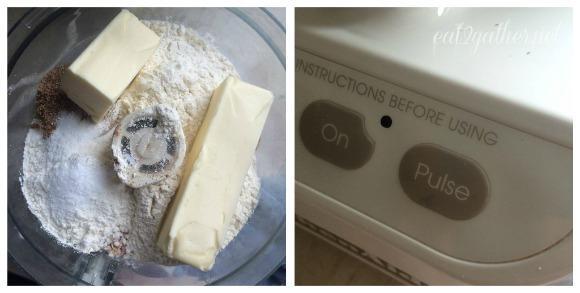 Crumble Topping ~ make ahead freezer recipe
