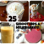 Smoothie & Milkshake Round Up