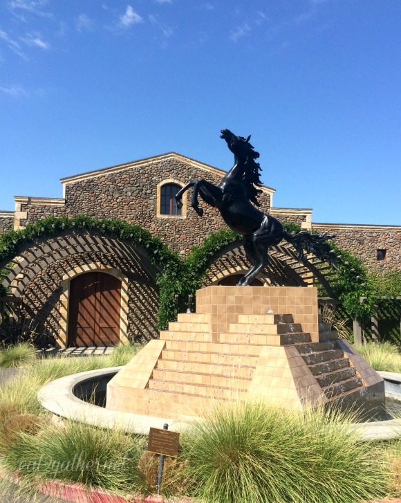Black Stallion Winery ~ Nappa Valley, CA