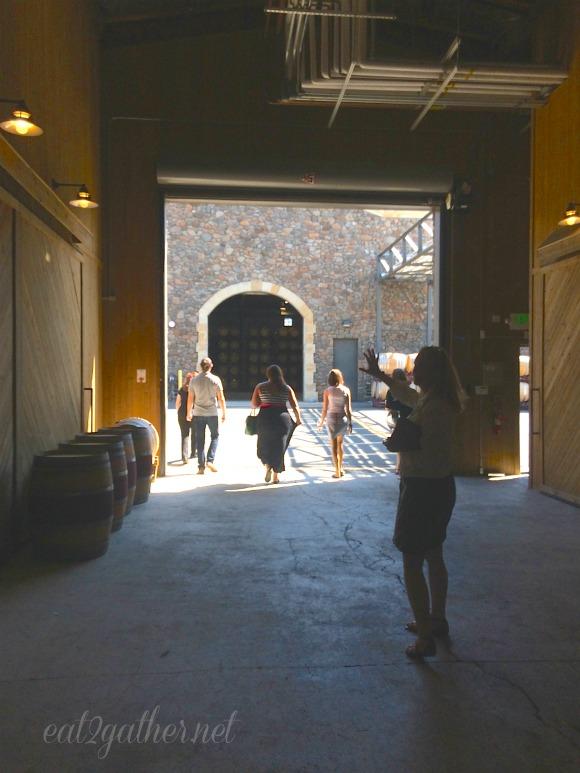 Black Stallion Winery ~ Nappa Valley, CA
