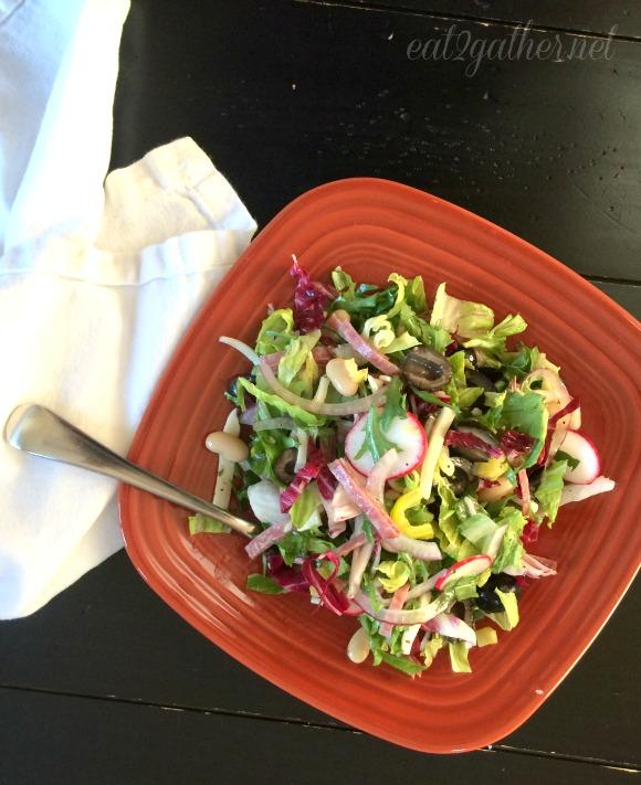 Napa Chopped Salad