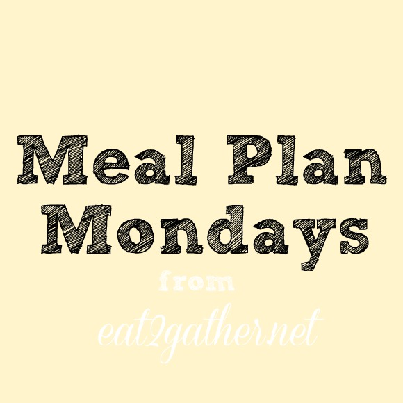 Meal Plan Mondays via eat2gather.net