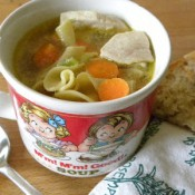 Meal Plan Monday ~ Chicken Noodle Soup