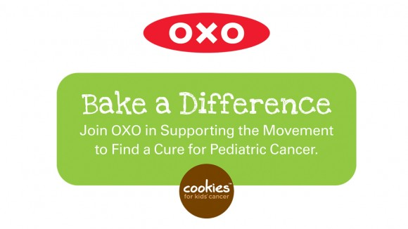 OXO Cookies for Kid's Cancer