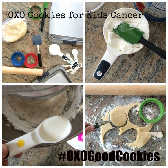 OXO Cookies for Kids Cancer