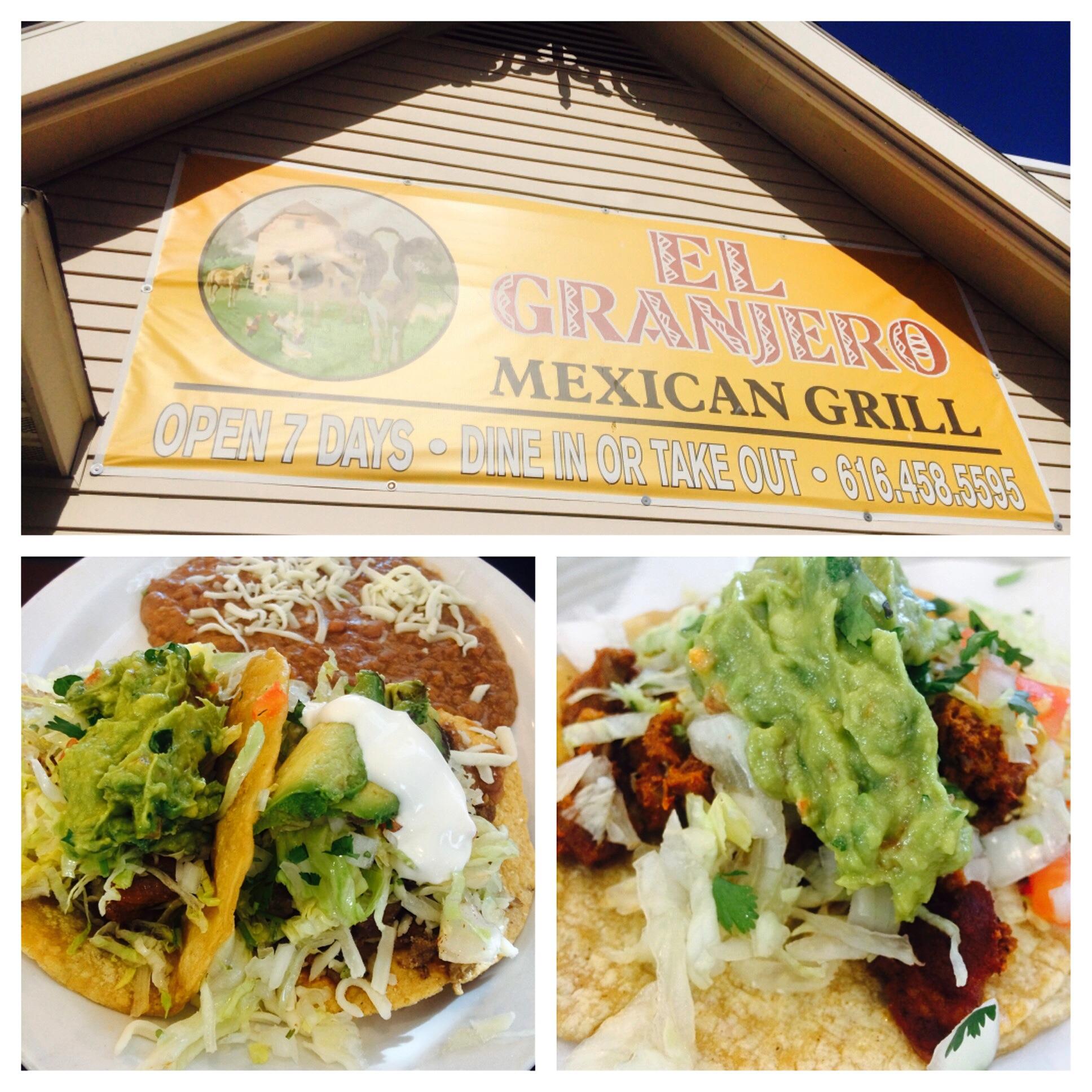 1. El GranJero Mexican Grill