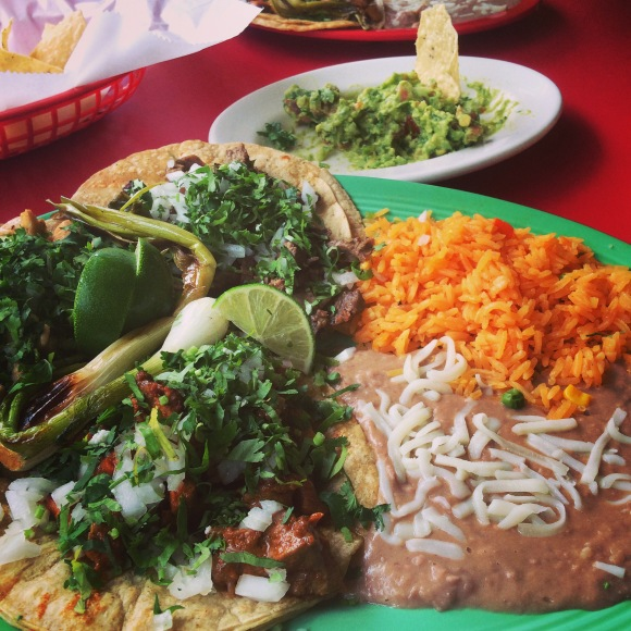 8 La Huasteca Mexican Restaurant