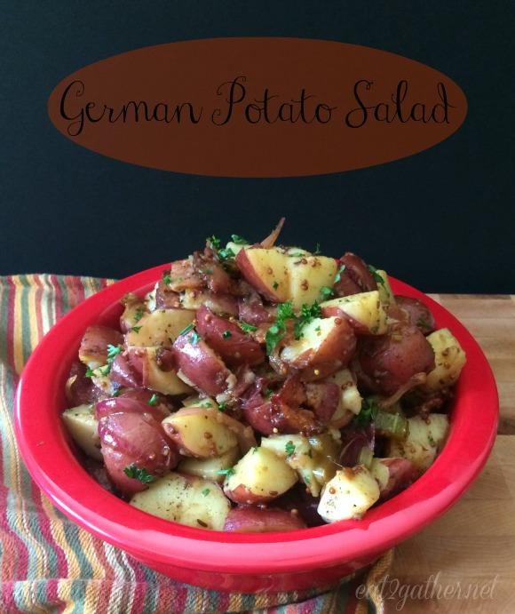 German Potato Salad