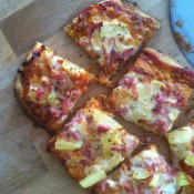 Meal Plan Monday – Flatbread Pizza