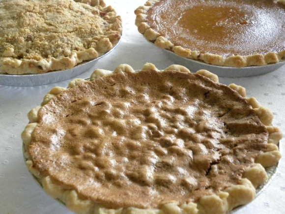 Favorite Thanksgiving Pies