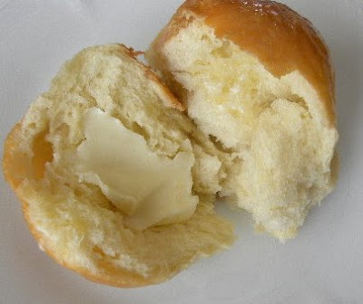 Perfect Bread Machine Dinner Rolls