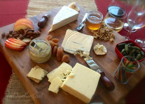 Cheese Platter 101: entertaining made easy!