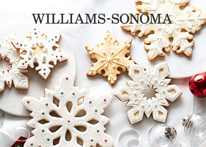 William-Sonoma Christmas Giveaway