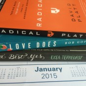Book Club ~ best reads of 2014