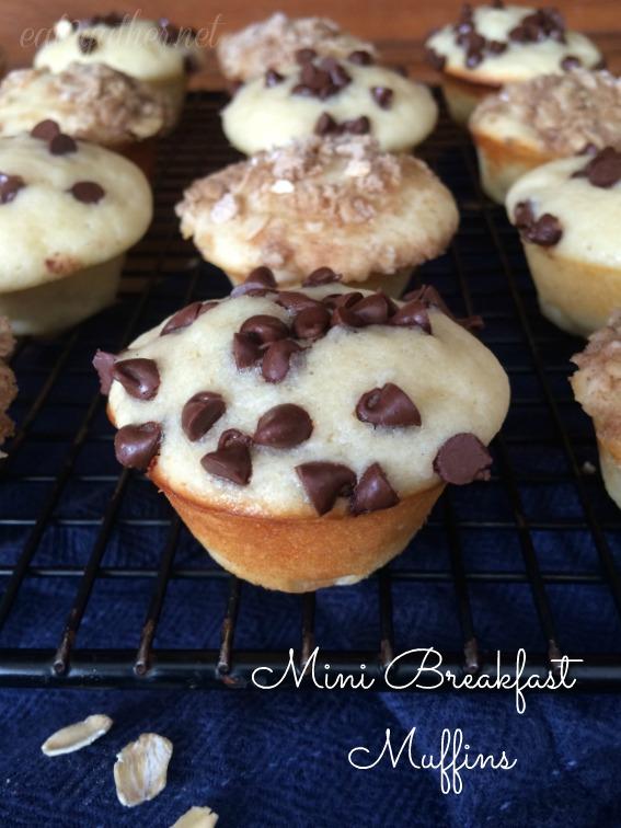 Mini Breakfast Muffins