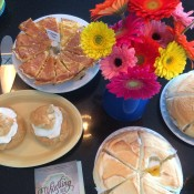 Book Club & Chess Pie