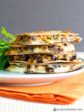 sweet-potato-black-bean-quesadillas
