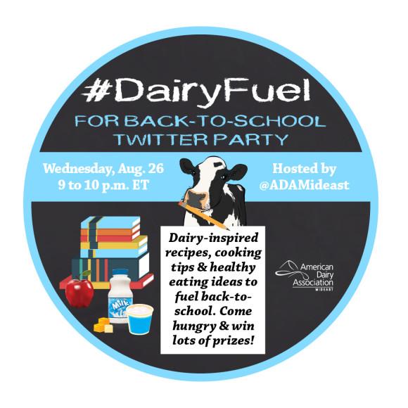 #DairyFuel ADA Mideast Twitter Party