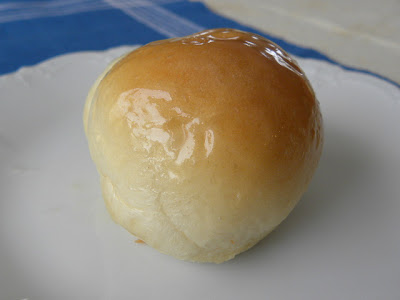 Dinner Rolls - bread machine recipe