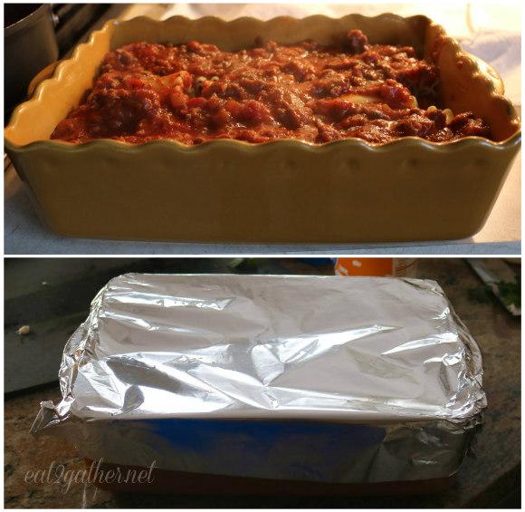 Easy Lasagna Roll Ups
