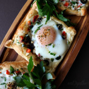 Mediterranean Breakfast Tarts