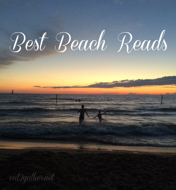 Best Beach Reads from Eat2gather.net